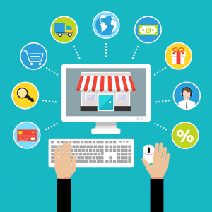 Local Business eCommerce Website