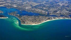 Sarasota, Florida - Siesta Key Beach