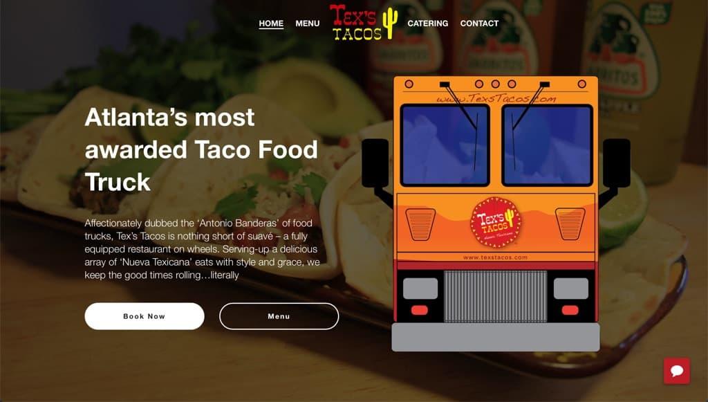 Tex's Taco - Atlanta, GA