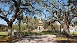 Savannah, GA Forsyth Park