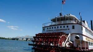 Belle of Louisville, Kentucky Paddle Steamer Boat